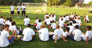 Soccercamps